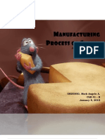 24934434 Manufacturing Process of Cheese a Written Report