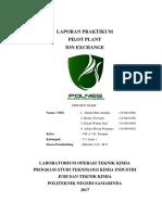 Laporan Ion Exchange