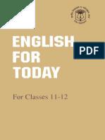Hsc Nctb Book English