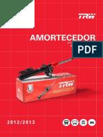Catálogo Amortecedores TRW