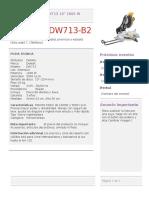 Sierra ingleteadora DW713 10.doc
