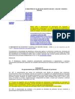 Instrucao Normativa Insspres n 45 de 06 de Agosto de 2010