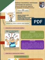 INVESTIGACION CIENTIFICA - GRUPO 4.pptx