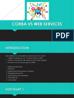 Corba vs Web Services_v2