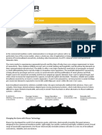 PHASOR Commercial Cruise Market