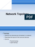 Lesson 8 - Network Topologies