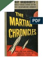 Ray Bradbury - Marsijanske Kronike