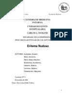 Eritema Nodoso Final