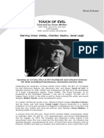 Bfi Press Release Touch of Evil 2015-05-15