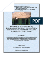 Diagnostico Capacidad Tecnica y Tecnologica OOUU