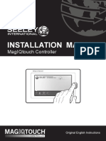 863245-B MagIQtouch Controller Installation