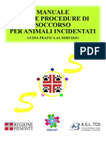 Manuale Per Le Procedure Di Soccorso Per Animali Incidentati9450