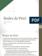 Redes de Petri 2016