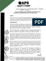 0551-13-Rapsdpc Complementa Normativa Emision Certificado No Adeudo (1)