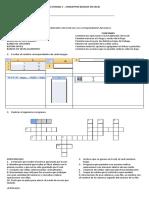 Actividad 1 - Conceptos Basicos de Excel