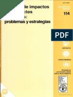 Análisis de Impactos de Proyectos Forestales_ Problemas y Estrategias