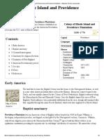 Colony of Rhode Island and Providence Plantations - Wikipedia, The Free Encyclopedia