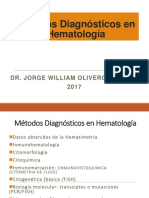 Metodos Dx Hematologia 2017