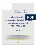 Alturas Minerals Corp