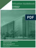 Leed Certification Guidebook 4.15
