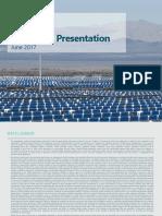 Corporate Presentation June 2017