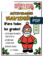 Actividades Navideñas todos los grados @izlhaaz .pdf
