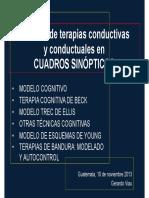 terapias cognitivas-cuadrosinoptico