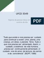 UFCD 3549 chamusca