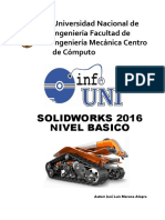 Manual SolidWorks I 2016