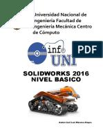 Manual SolidWorks I 2016