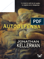 Autodefensa - Jonathan Kellerman