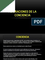 Conciencia y Coma Fisiopatologia
