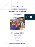 Integrated Nepali-Waldorf Primary Curriculum