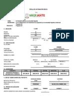 Domo Jaralillo 3x1 Propuesta Nueva 2017