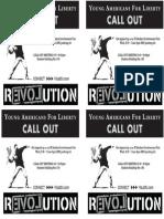 Callout Handouts