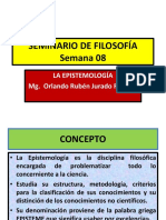 Seminario de Filosofía (Epistemología