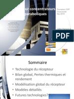 Ouarzazate CSP PROMES 2c-Récepteur Pour CP