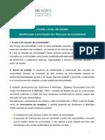 PLS Recursos Comunidade DSP ARSNorte 2011