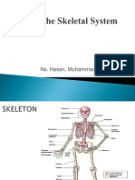 Aging and Muskulo Skeletal Disorder