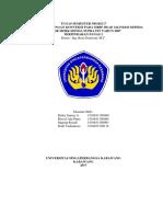 Analisis Perhitungan Konveksi Pada Sirip Head Silinder Sepeda Motor Supra Fit 2007.