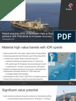 18dec2017 Statoil Presentation Roncador