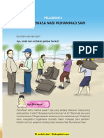 Pelajaran 6 Masa Dewasa Nabi Muhammad SAW