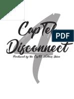 CapTel Disconnect Volume 4