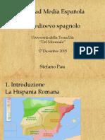 Edad Media Española