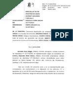 Modelo Solicitud de Liquidacion de empresa Deudora.