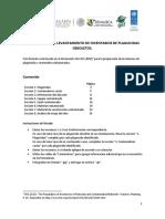 Formatos Para Inventario de Plaguicidas 1