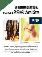 Prayers Rastafarianism