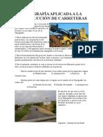 Topografia en CarreterasSS
