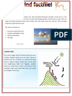 Wind Factfile