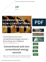 Conventional and non-conventional energy sources _ Short Essay For Students.pdf